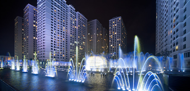 Top 3 những khu đô thị đẹp nhất việt nam