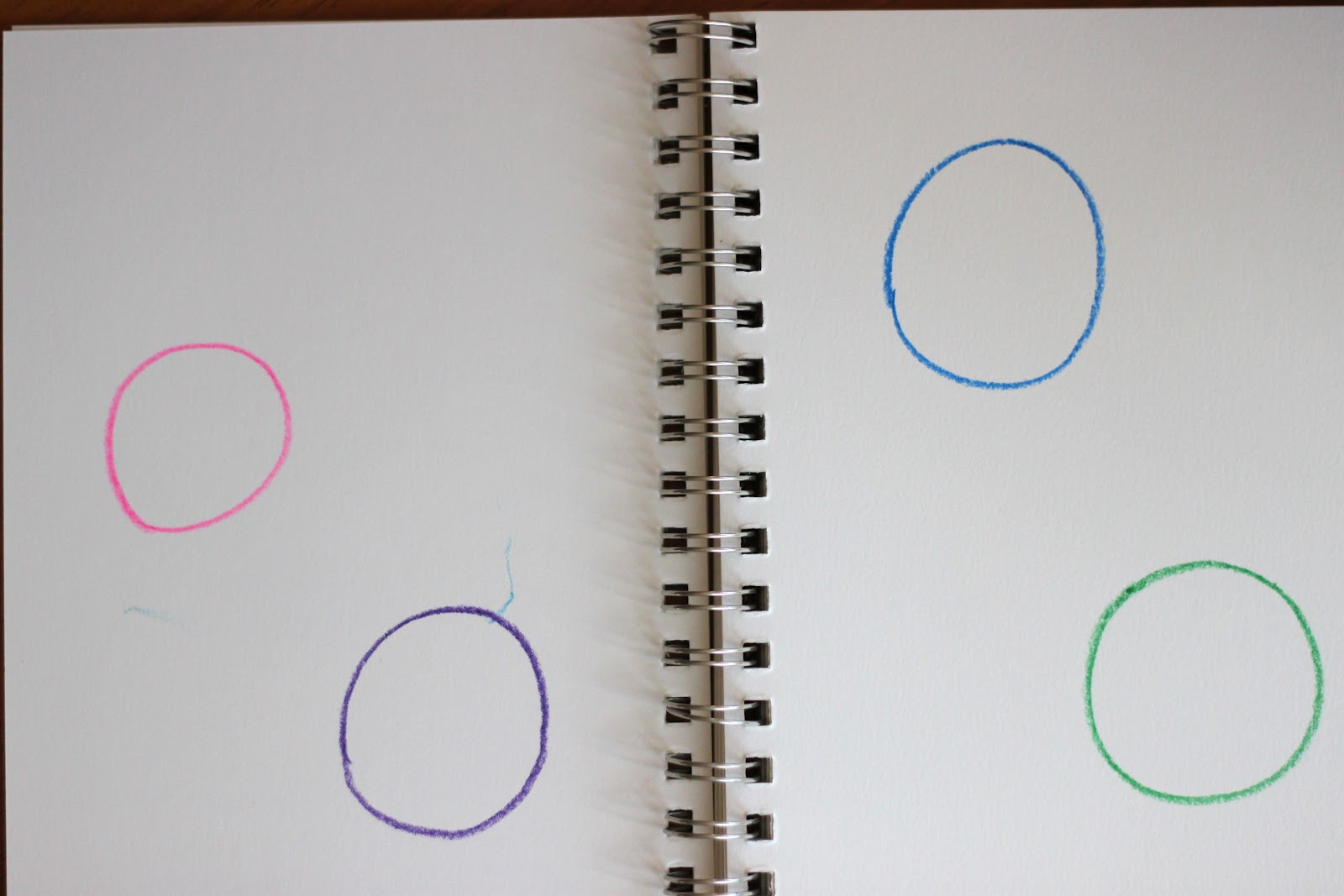 Playing House What Can You Make With A Circle Preschool Journal