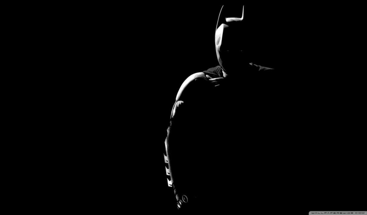 Batman Black Hd Wallpaper Wallpapers Moving