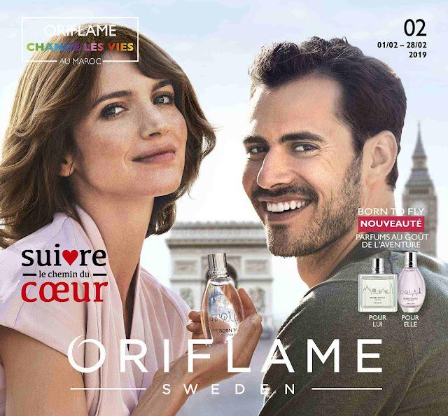 catalogue oriflame maroc fevrier 2019
