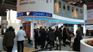 Oman Air Hails Success Of World Travel Market 2013