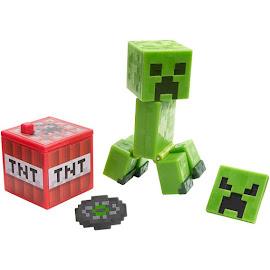 Minecraft Creeper Survival Mode Figure