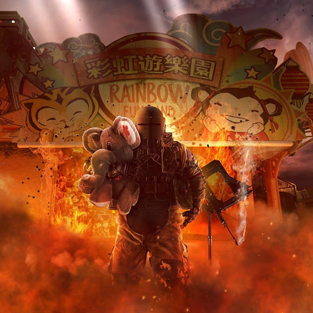 Rainbow Six Siege Tachanka Wallpaper Engine