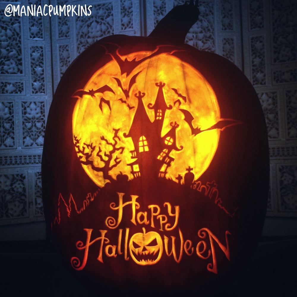 07-Happy-Halloween-Maniac-Pumpkin-Carvers-Introduce-Halloween-www-designstack-co