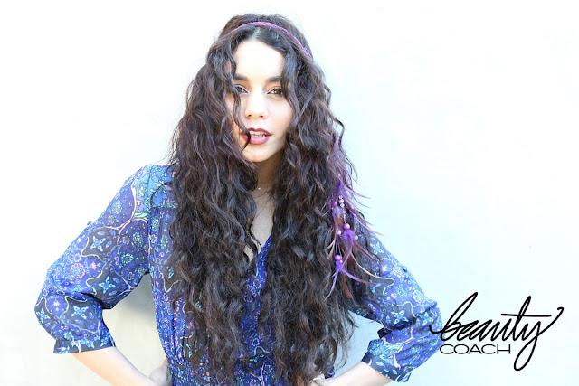 Vanessa Hudgens Photoshoot for Beauty Coach