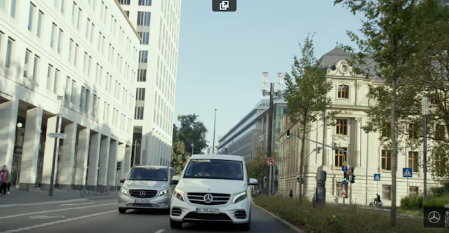The new Marco Polo HORIZON – style for every occasion – Mercedes-Benz original