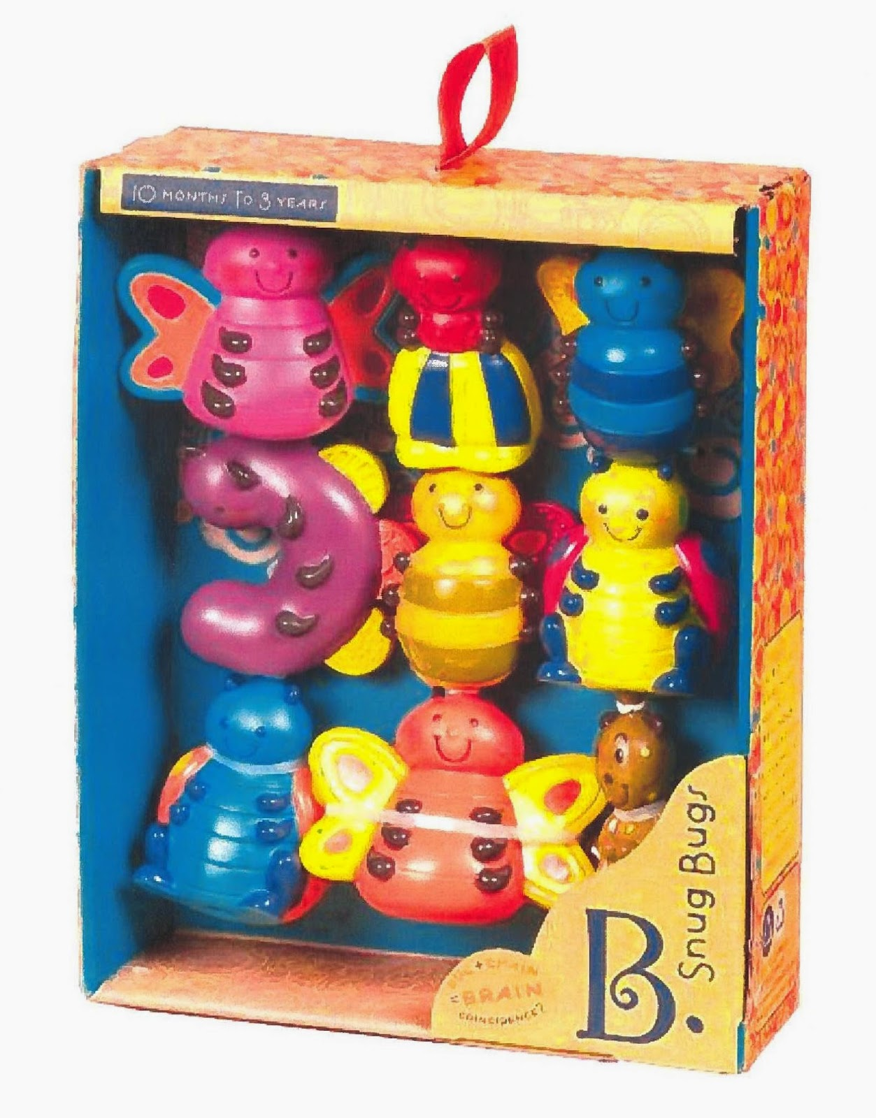 The TTABlog sup sup TTAB Finds SNUG BUGS for Plastic Toys