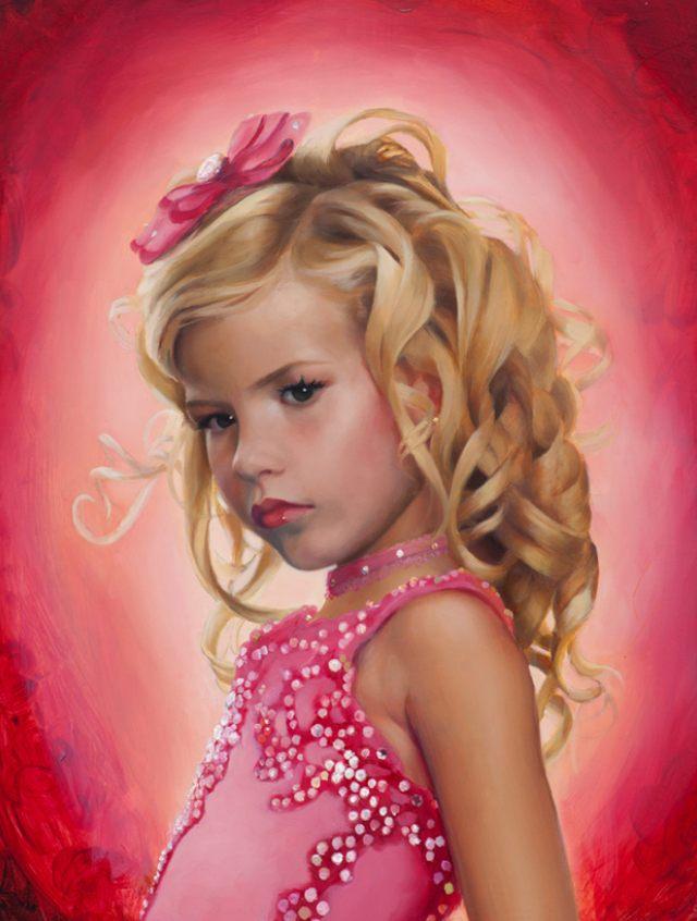 Американский художник. Gretchen Ryan