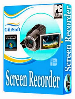 GiliSoft Screen Recorder 6.1.0 + Key