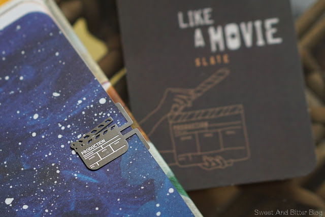 Like a Movie Slate Bookmark Stationery Fair Delhi