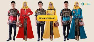 Jual Baju batik Pekalongan Modern Murah Berkualitas