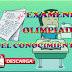 """Paquete de Exámenes y ejercicios de repaso """"Olimpiada del conocimiento Infantil"""" 2019"""