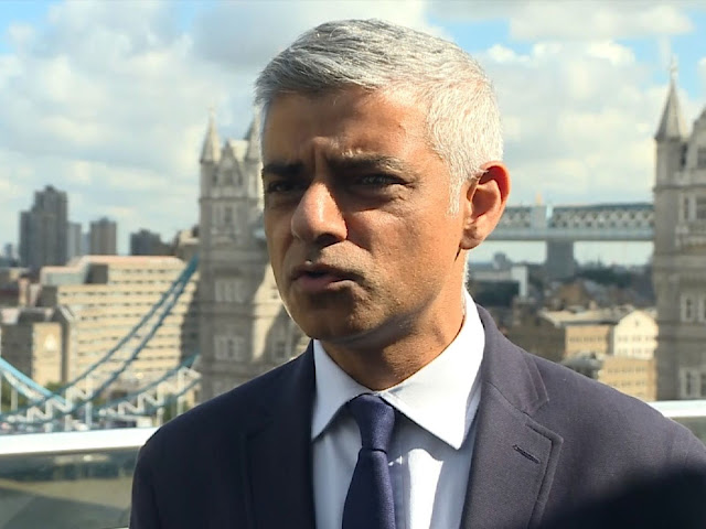 Sadiq Khan: Posts are a 'betrayal of the special relationship
