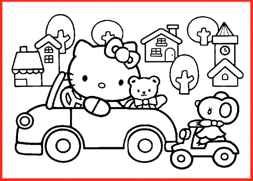 Hello Kitty Va De Vacaciones Locos Por Hello Kitty