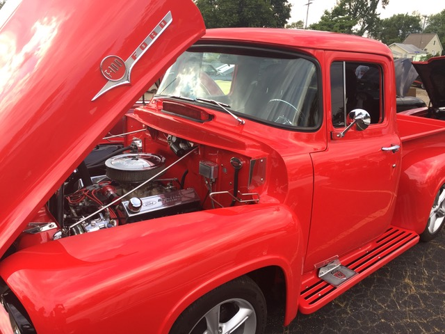 Fish Report: Car Show - Dave's Midwestern Ohio Memories