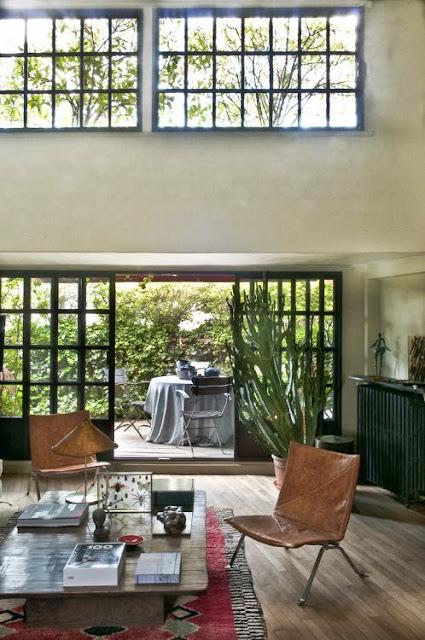 chic XVIeme arrondissement parisien un appartement magnifique au style ...