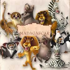 Clipart de Madagascar.