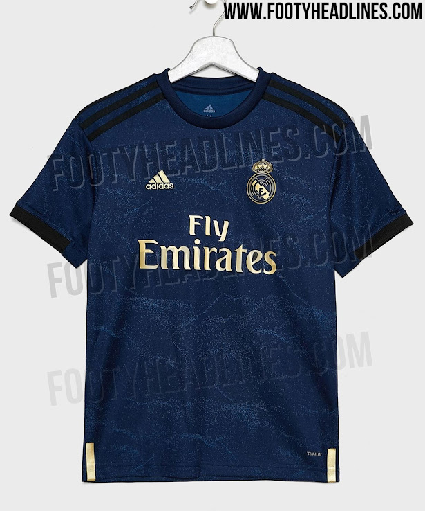 e8daa3761 Exclusive  Real Madrid 19-20 Away Kit Leaked - Footy Headlines
