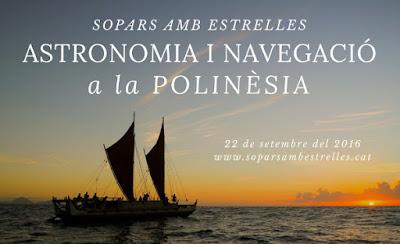 ASTRONOMIA I NAVEGACIO A LA POLINESIA