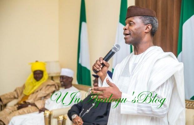 Buhari will return in good health – Osinbajo