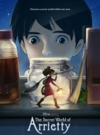 The Secret World of Arrietty -Cô Bé Tí Hon - Hoạt Hình Thế Giới Tí Hon Thuyết Minh 2010 Poster