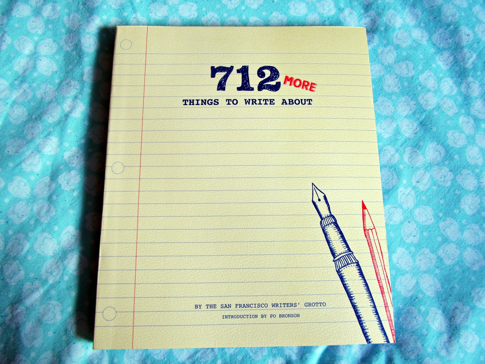 712 things to write about pdfs