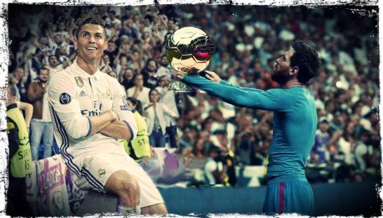 La humildad de Messi no tiene límites entrega balon oro cristiano ronaldo