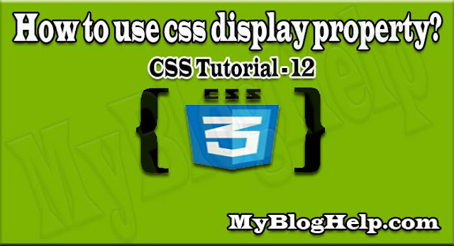 How-to-use-css-display-property
