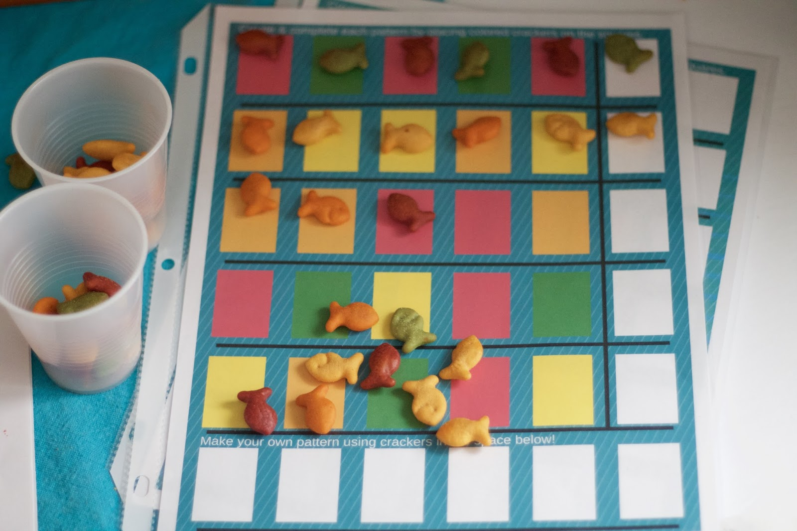 I Do Declaire How To Make Snack Time Educational