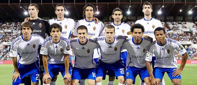 Resultado de imagen de foto futbol del Zaragoza