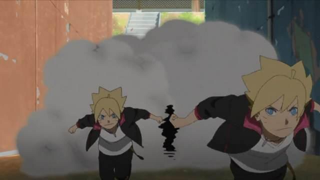 Screenshots Boruto Naruto Next Generation (2017) Episode 01 Subtitle English Indonesia Kagebunshin No Jutsu versi Boruto Uzumaki www.uchiha-uzuma.com