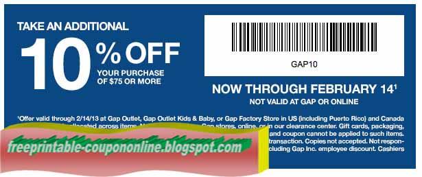 gap online coupon november 2019