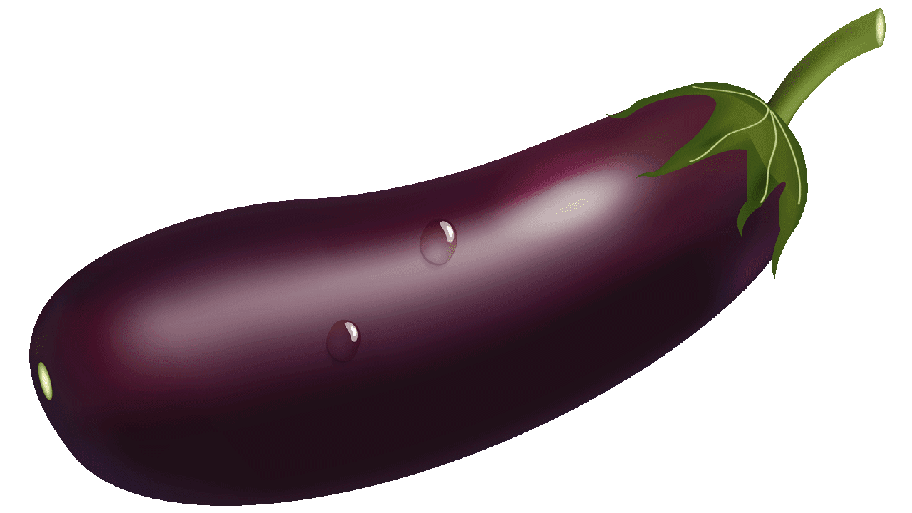 Downloads 12 Eggplant Royalty Free Clipart Fruit Names A
