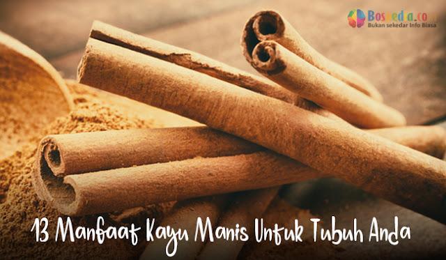 rempah yang dapat dengan mudah ditemukan di dapur 13 Manfaat Kayu Manis Untuk Tubuh Anda