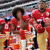 Trump accuses NFL of 'total disrespect' over anthem decision
