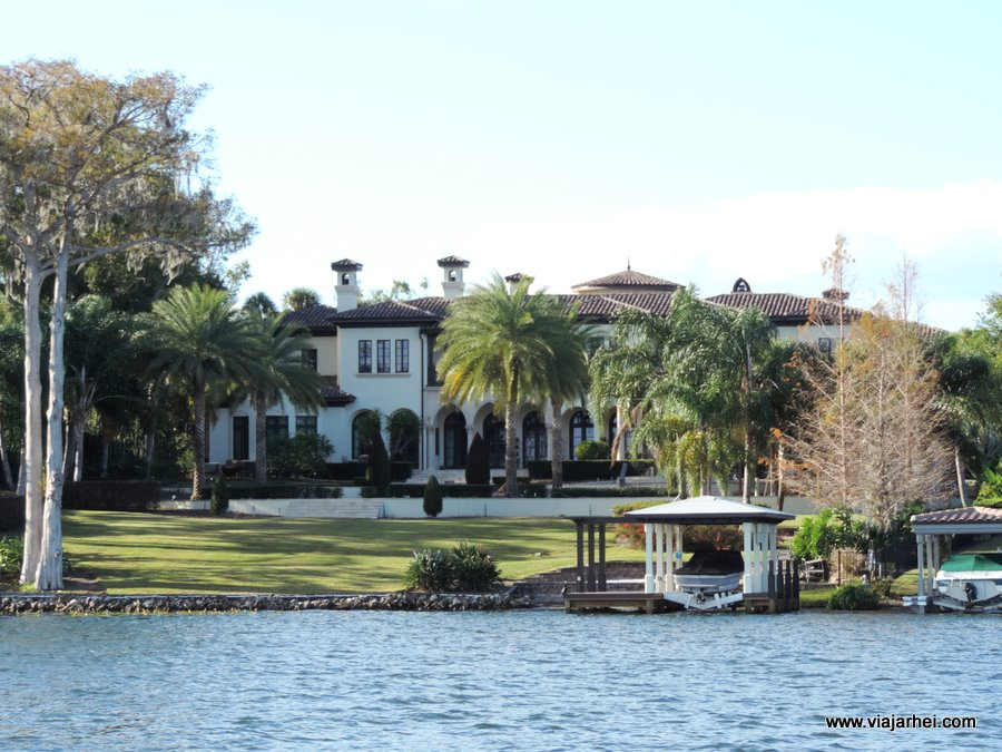 Scenic Boat Tour - Winter Park