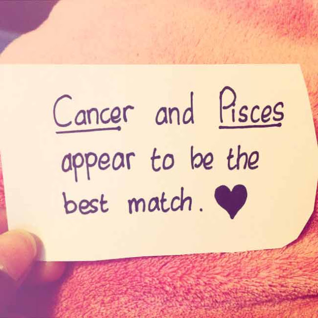 Compatible sign for cancer woman