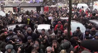 Активісти вимагали розслідувати вбивство вишгородської правозахисниці