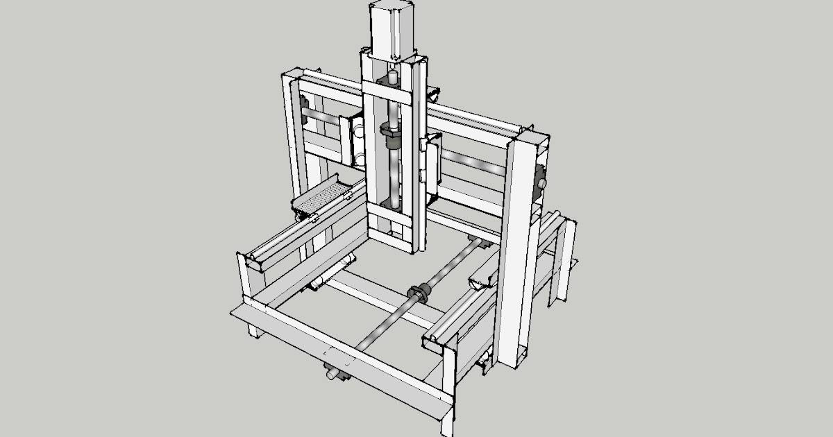 Paciente8159's Lab: CNC frame design considerations