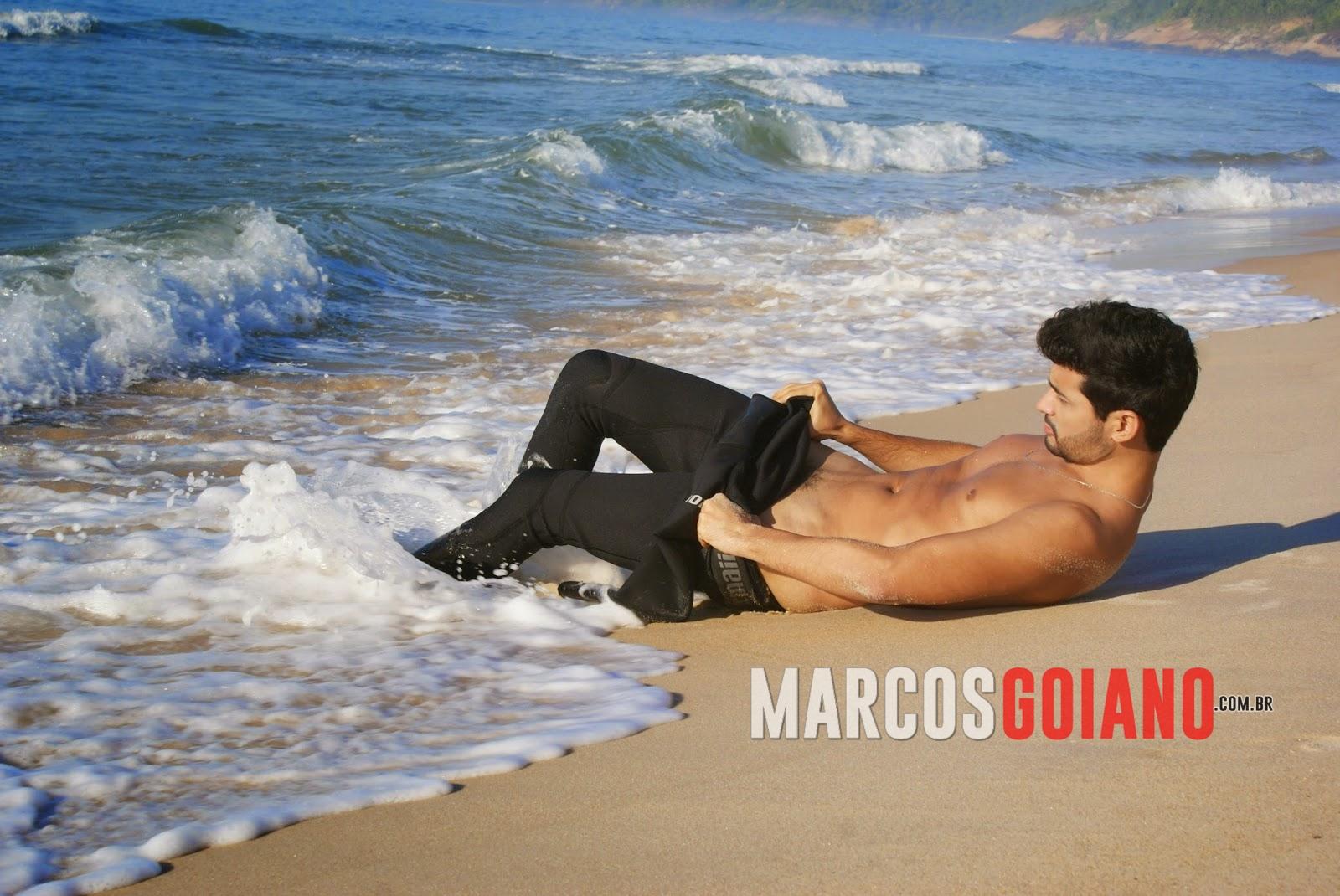 Marcos Goiano; Garoto Programa; Escort SP;