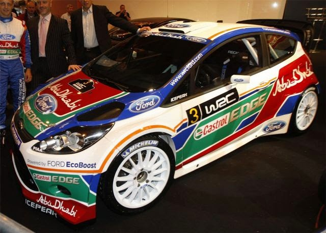 Ford Fiesta Indonesia rally