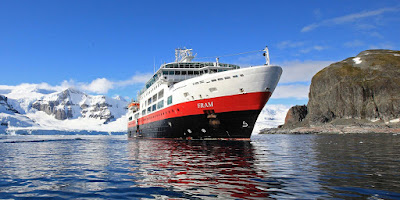 Hurtigruten's Exploration Ship Fram - Has a number of Sailing From New York in 2018 and 2019
