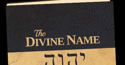 Divine Name King James Bible Pdf
