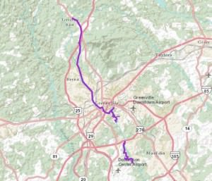 swamp rabbit trail expansion proposed