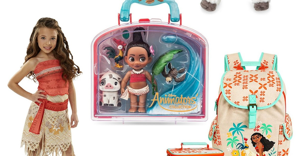 Musings Of An Average Mom Moana Gift Ideas