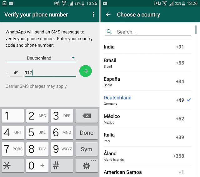 kepoin it nomor internasional kode otorisasi whatsapp