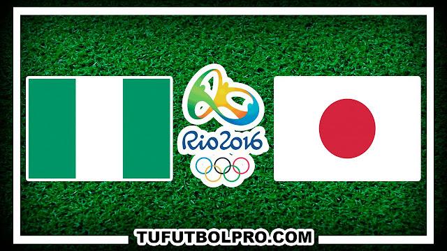 Ver Nigeria vs Japon EN VIVO Por Internet