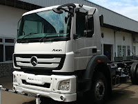 Mercedes Benz Recommend Axor 2523 R With Short Wheelbase