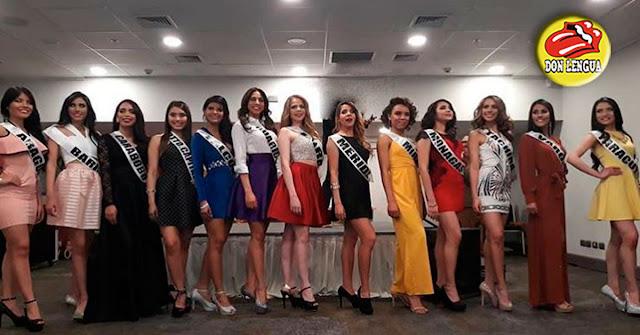 Venezolanos en Chile organizan su propio Miss Venezuela - Nadie nos detiene!