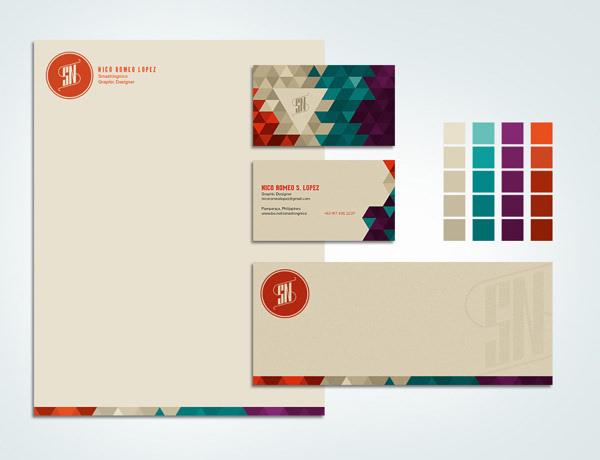 Thiết kế in ấn tiêu đề thư đẹp giá rẻ tại Hà Nội Rico